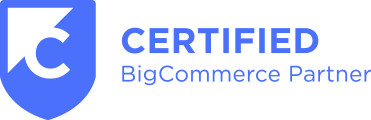 BigCommerce Certified Partner badge