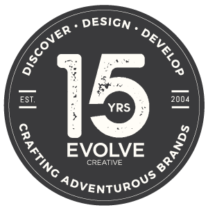 Evolve Creative since 2004