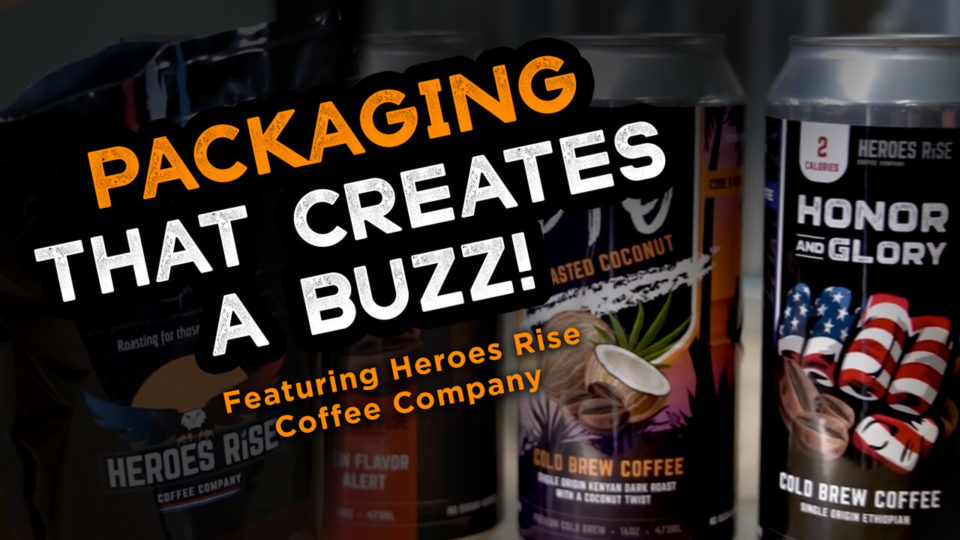 #EvolveSeries: Packaging That Creates a Buzz