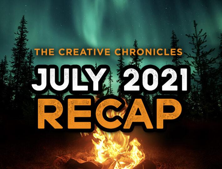 July '21 Recap