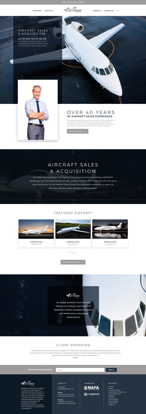 JetSpeedAviation_Concept