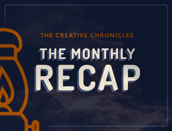 Monthly Recap: August 2021
