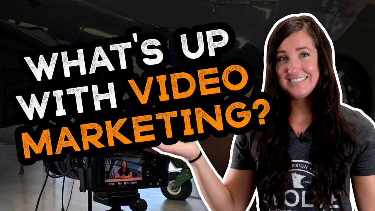 What's up with video marketing?