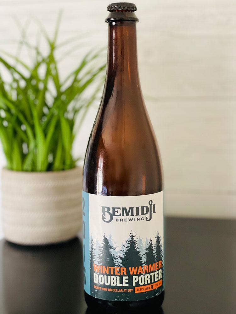 Porter Bottle Label Design