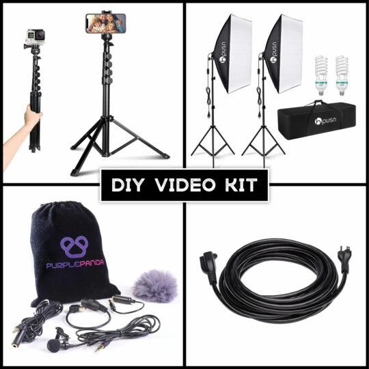 DIY Video Kit