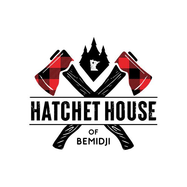 Hatchet House Axe Throwing Logo