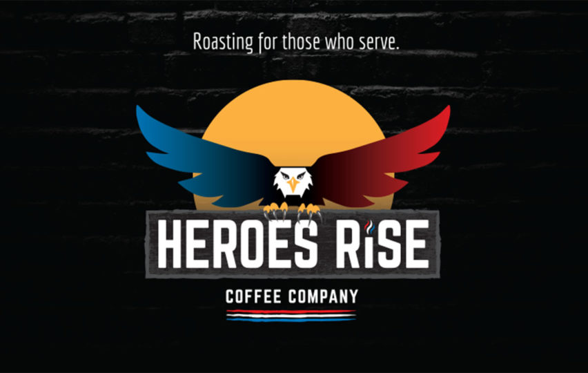 Heroes Rise Coffee