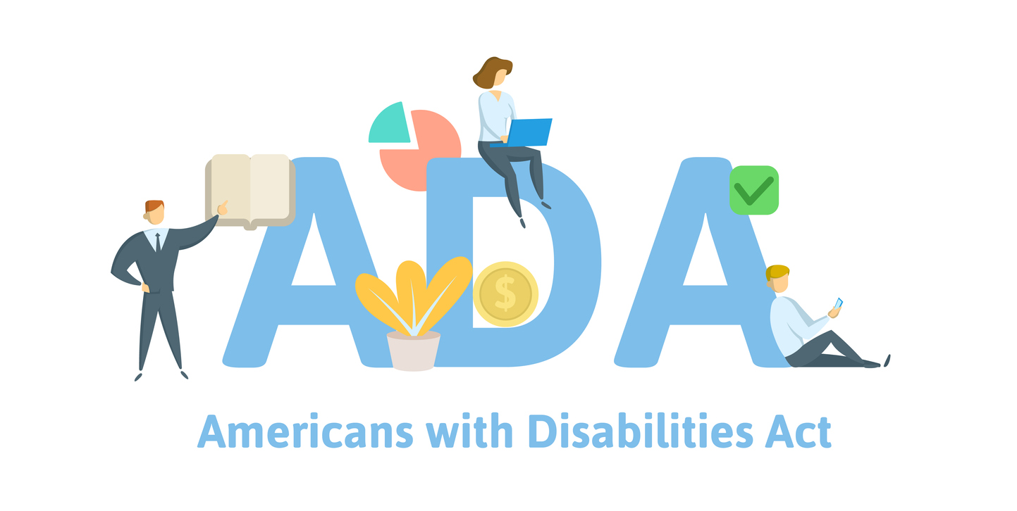 ADA, Americans with Disabilities Act