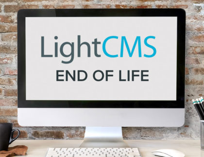 LightCMS Migration from End of Life