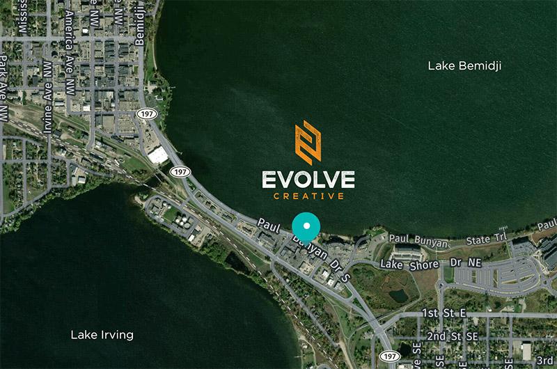 Evolve Location