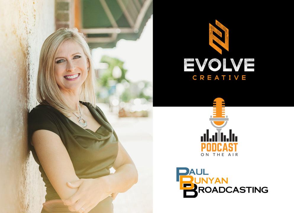 Sarah Hokuf on Paul Bunyan Broadcasting
