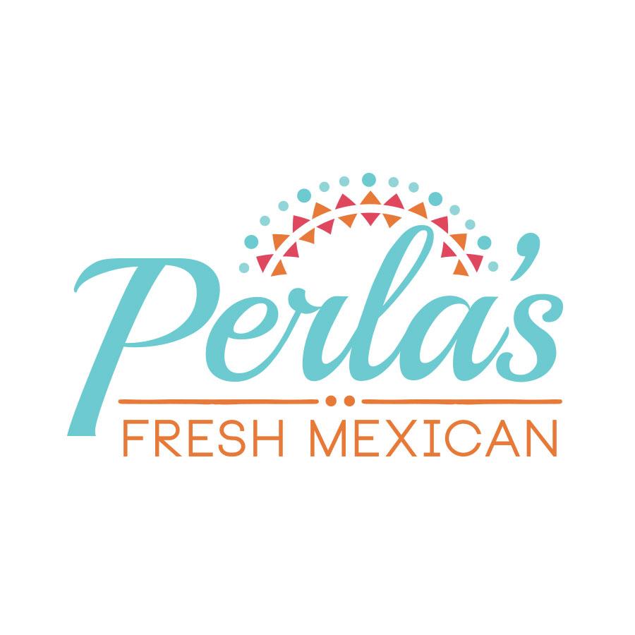 Perla's Fresh Mexican Logo
