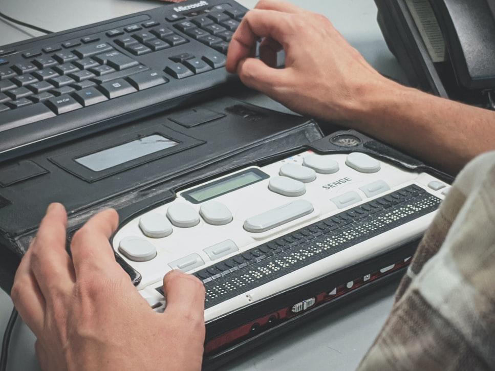 Braille Screen Reader