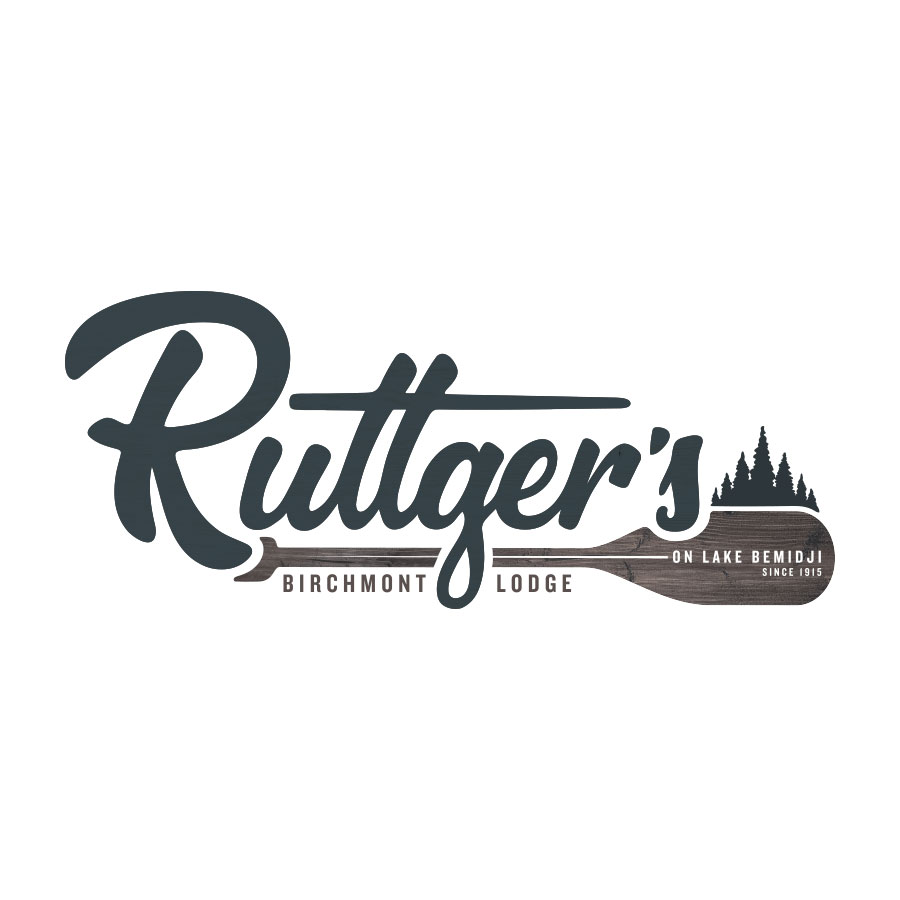 Ruttgers Birchmont Lodge Logo