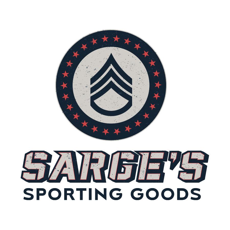 Sarge's Sporting Goods Logo