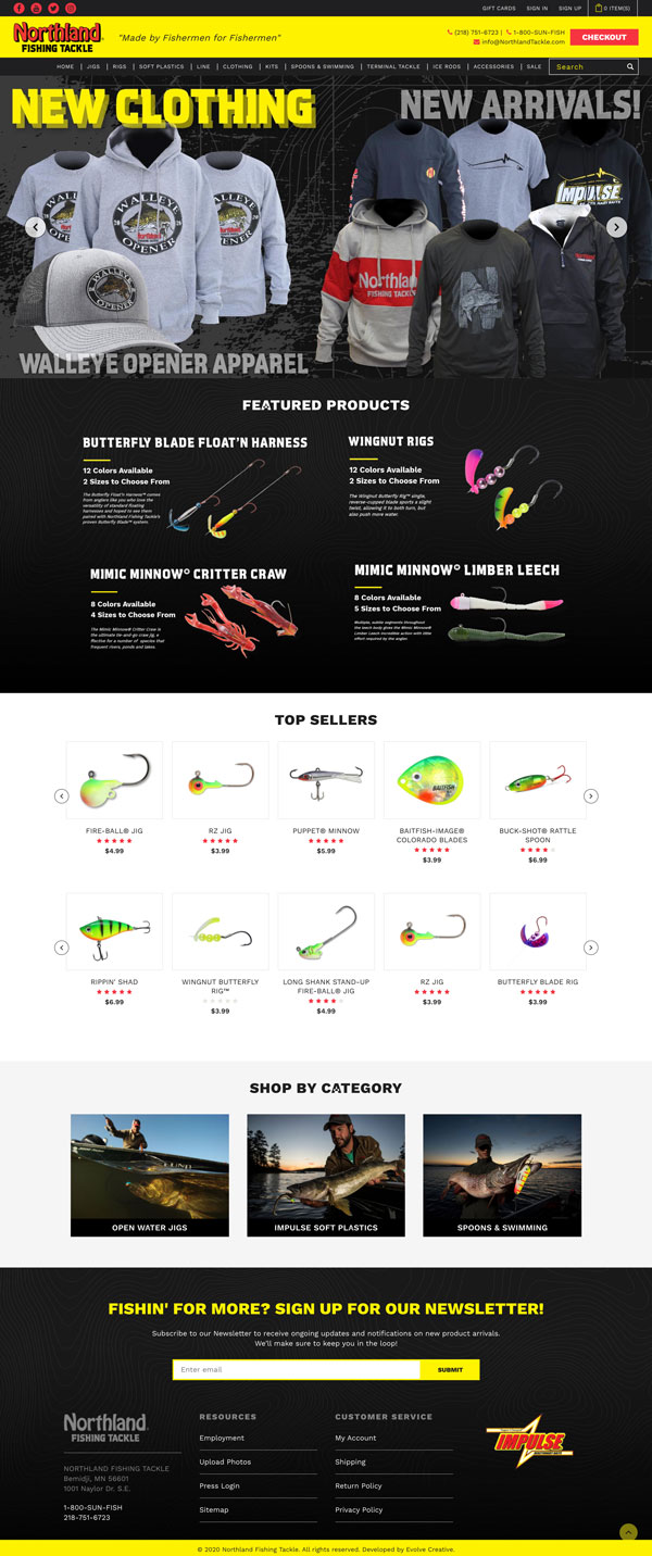 Northland Fishing Tackle Store