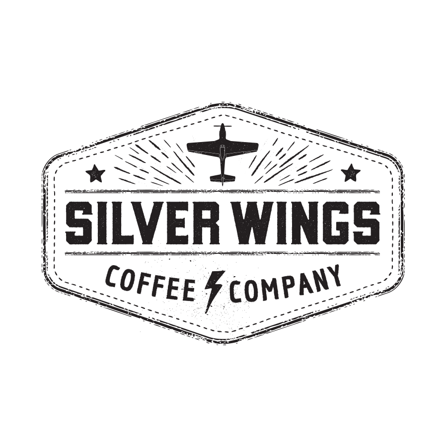 Silver Wings Coffee logo